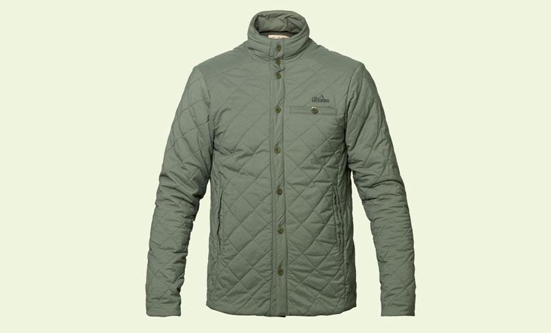 Award-winning fossil-free jacket