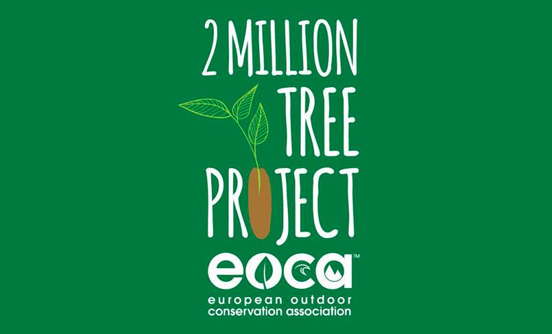 EOCA planted 2 million trees