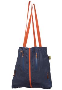 Bergans bag made of an old jacket