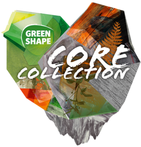 Vaude core collection logo