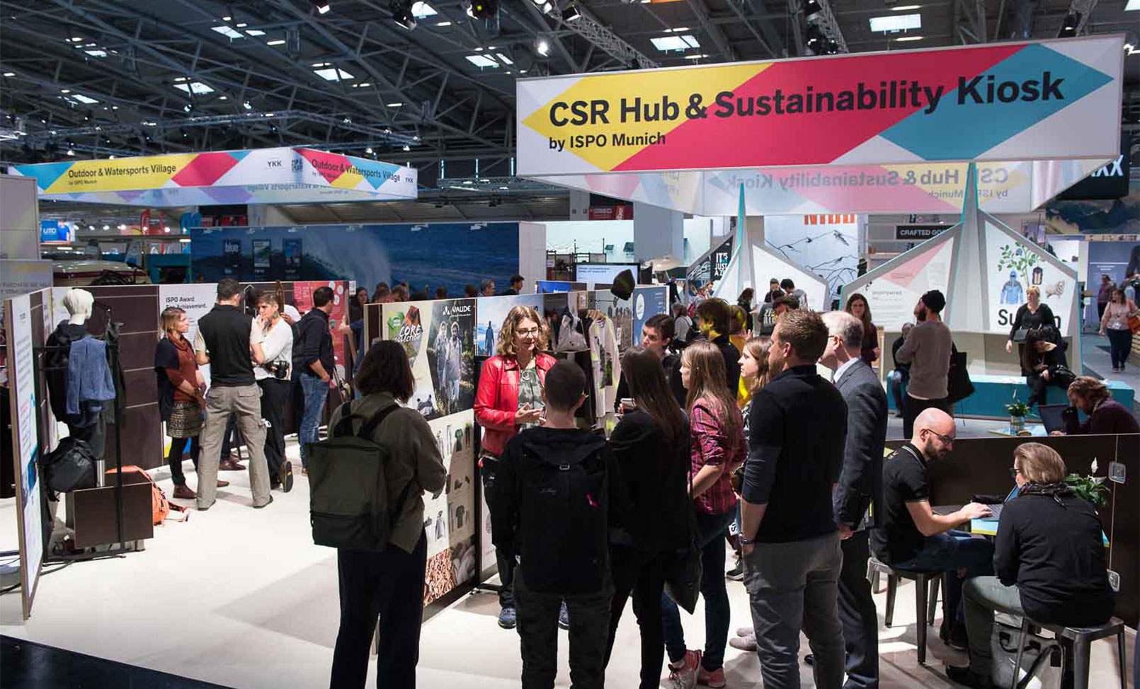 ISPO Sustainability Events