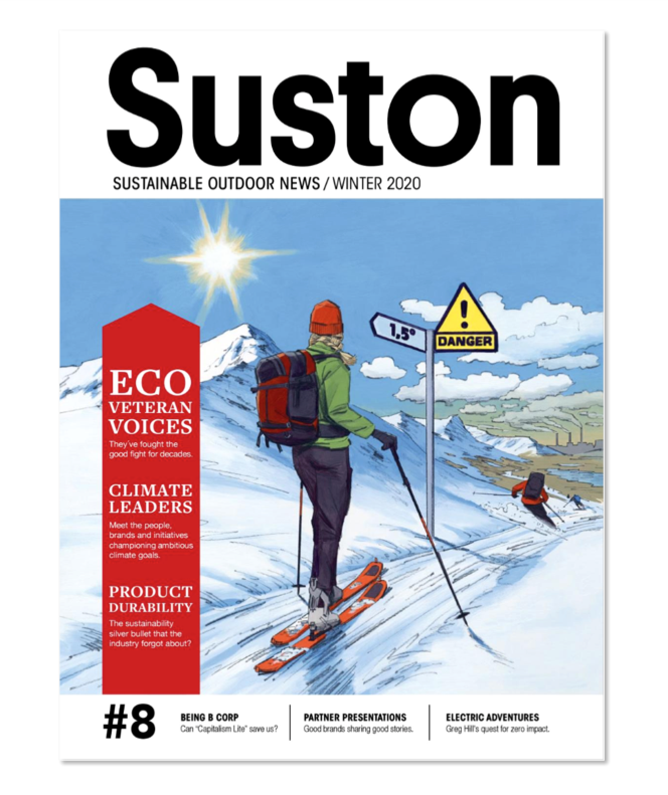 latest Suston issue