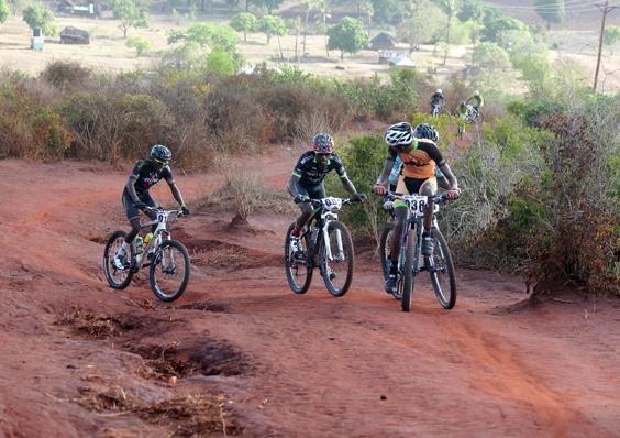 Racing for Conservation, Kenya
