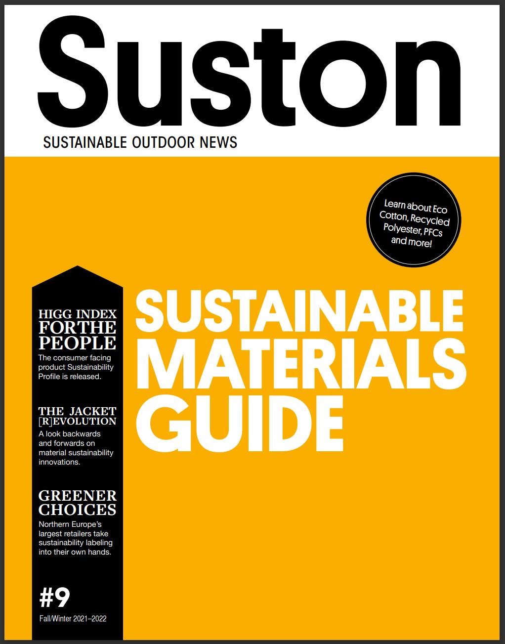 latest Suston issue